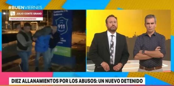 Detuvieron a un ingeniero agrónomo por los abusos en Independiente