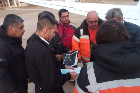 Dispositivo de búsqueda y rescate por Daniel Abelaz