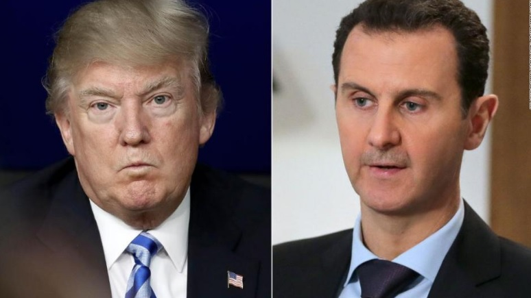 Trump ordenó el ataque.