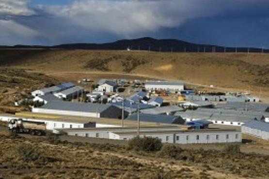 Yacimiento Cerro Morro, en el Macizo del Deseado