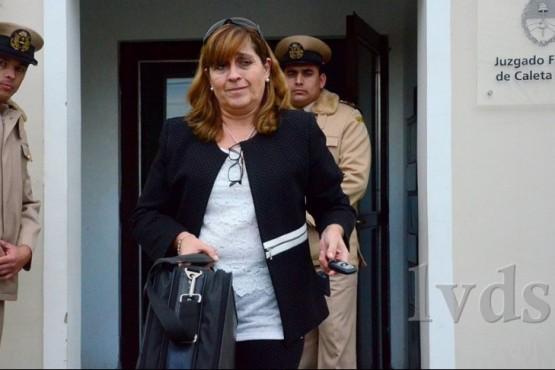 """""""Instrucción compleja, en tiempos reales"""", dijo la jueza Yáñez"""