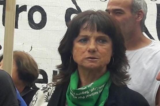 Denunciaron a Vilma Ripoll luego de que revelara que practicó