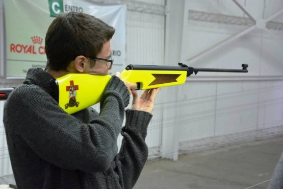 Nueva presentación en el Torneo Apertura para las Armas Neumáticas