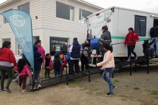 Más de 90 personas participaron de jornadas saludables en el San Benito