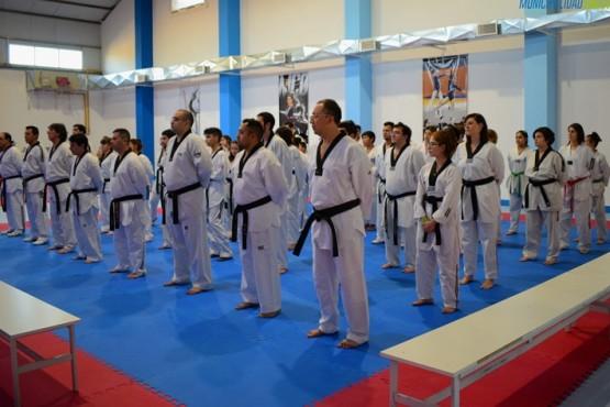 Se realizó el curso Nacional de Coach y Arbitraje de Taekwondo