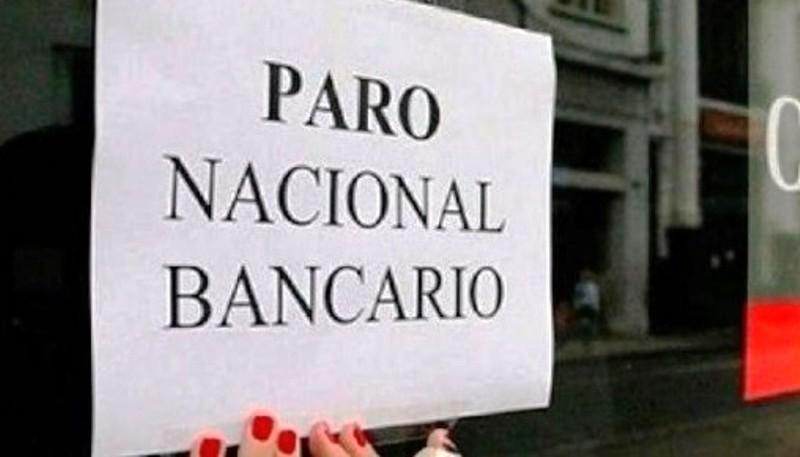 Se vendrán dos días más sin atención bancaria.
