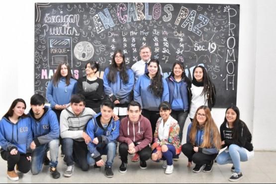 """Continúa abierta la convocatoria para participar de """"El Banco en tu Escuela"""""""