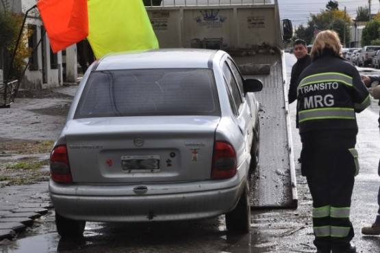 27 Autos fueron secuestrados el fin de semana