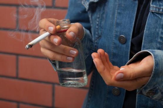 Charla sobre prevención de adicciones