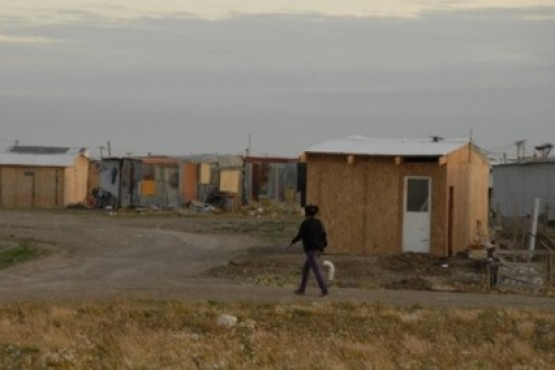Nación busca urbanizar barrios de Río Gallegos