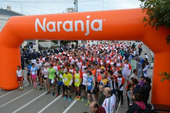 El 70% de los corredores se registró como donante de médula