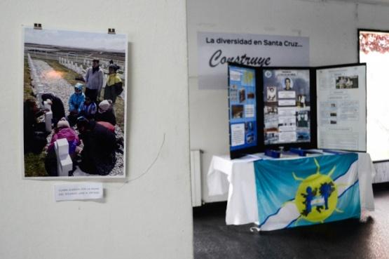 Una muestra fotográfica que no olvida Malvinas