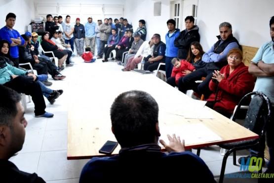 Vecinos del barrio Patagonia piden servicios