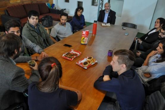 Jóvenes participaron en charla sobre Prevención de Adicciones
