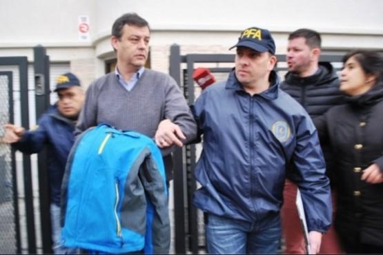 Aceptaron la renuncia de Manzanares como síndico del Banco Santa Cruz
