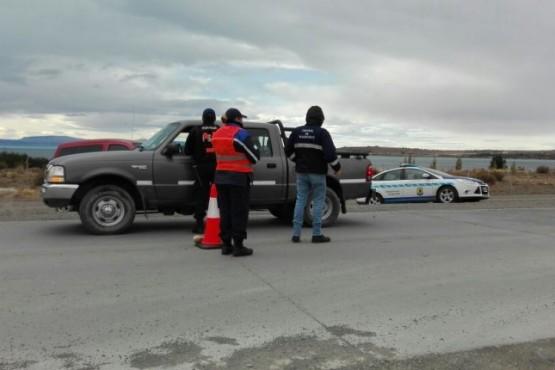 15 actas de infracción a transportistas