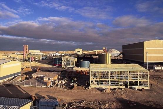 El proyecto minero es el más importante en Santa Cruz. (Archivo).