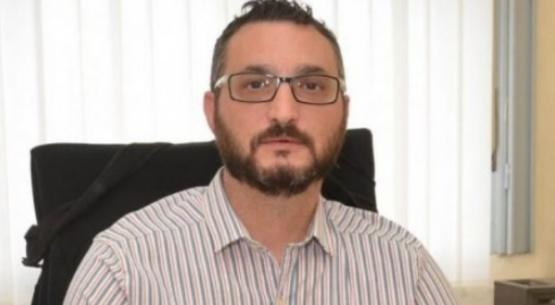 Dr. Martín Sedán, fiscal del caso.