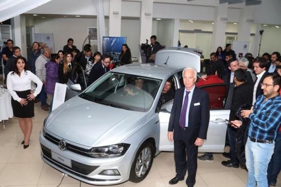 El Volkswagen Virtus llegó a Río Gallegos