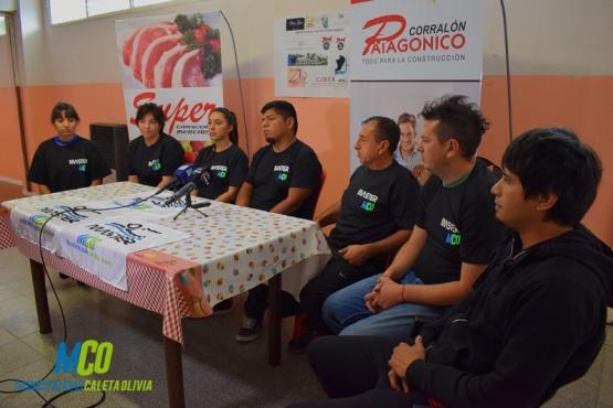 El Equipo de Natación Municipal camino al Patagónico de Master