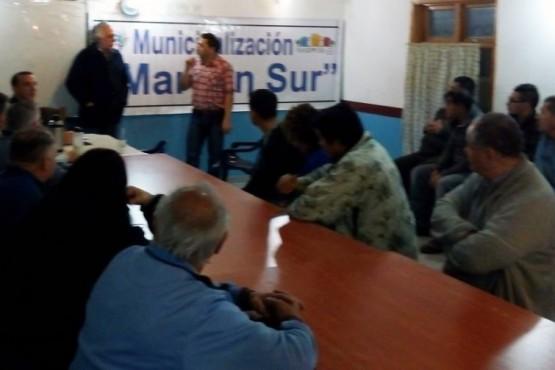 Se expande la pelea de vecinos por la municipalización de su sector