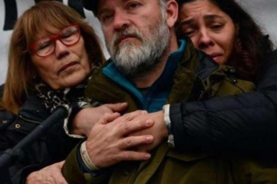 Familia Maldonado rechaza el ascenso del gendarme Echarzú Foto:.Cedoc