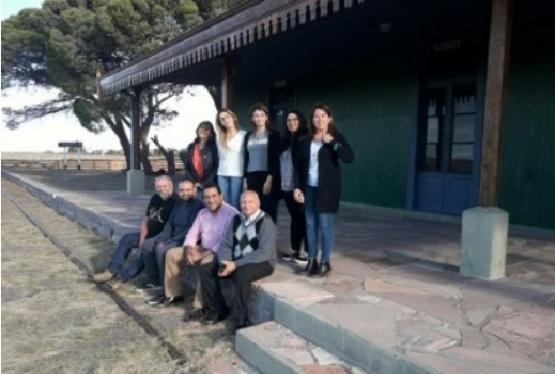El próximo encuentro tendrá lugar el 25 de abril en Cañadón Seco.
