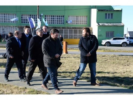 Concejales participaron del acto por el 106° aniversario del Primer Concejo Municipal