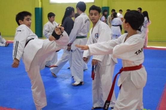 Campus de entrenamiento y búsqueda de talentos
