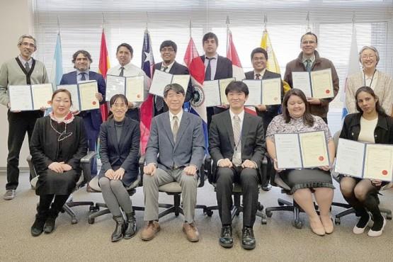 Santa Cruz participó de capacitación en Gestión de Residuos Sólidos Urbanos en Japón