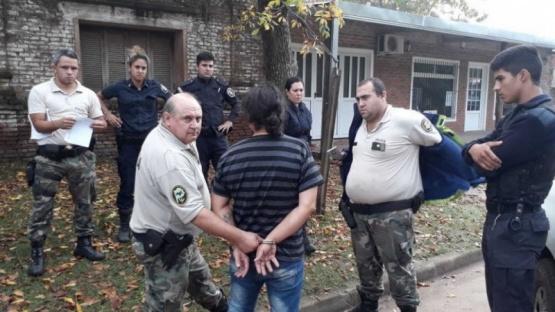 Un hombre fue asesinado de varias puñaladas por su cuñado