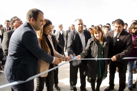 Quedó inaugurado el Centro de Formación Profesional
