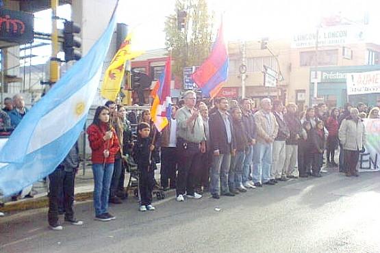 Unidad para lograr el objetivo: el reconocimiento del genocidio armenio