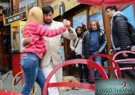 El 5° Congreso de Tangoterapia se realizará en Calafate