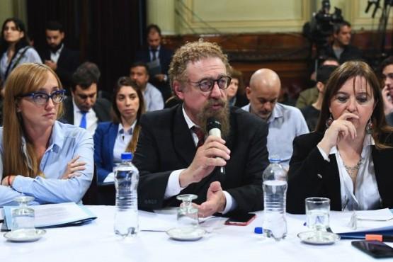 Hoy declaran dos asesores de Aguad y el 4 de mayo arriban miembros de la Bicameral