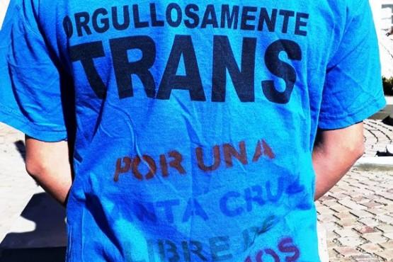 En Río Gallegos, los varones trans también piden por la despenalización del aborto