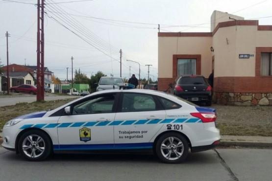 Investigan intento de robo en una vivienda tras forzar la puerta