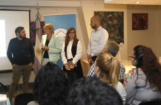 Santa Cruz presentó el cronograma que llevará a la FIL