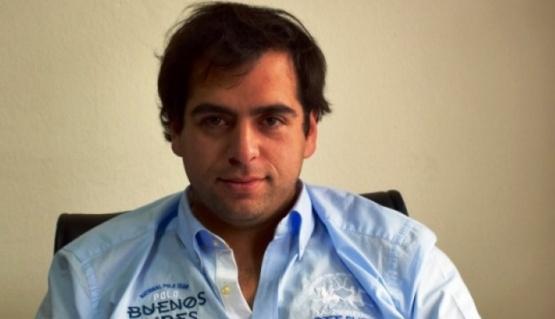 Santiago Gómez fue entrevistado por Tiempo FM.