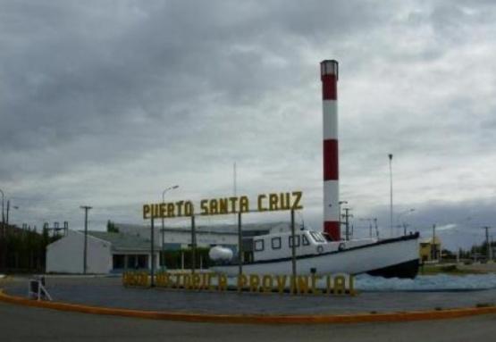 "Puerto Santa Cruz es la ""capital histórica"""
