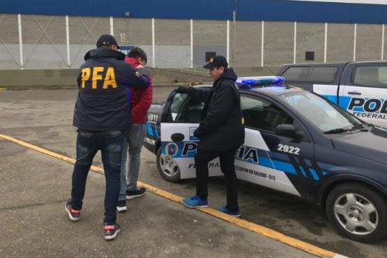 Detienen en la Terminal a un hombre que tenía pedido de captura en Formosa