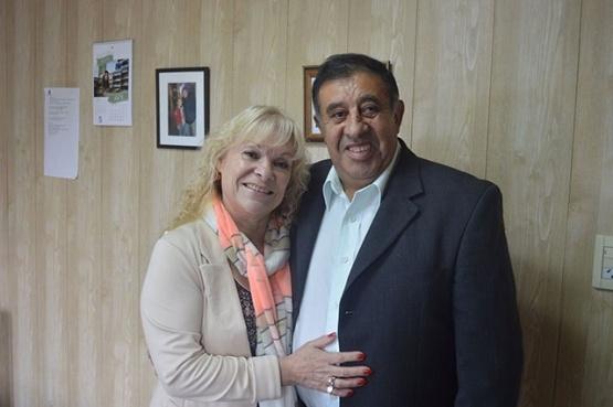 Renunció la esposa del intendente de El Chaltén
