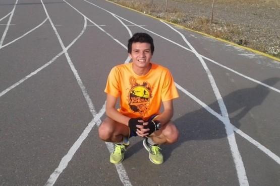 El joven atleta tiene nuevo desafío.