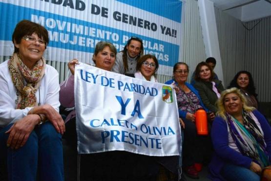 Los diputados se resisten a discutir la paridad de género