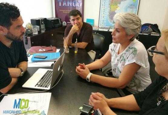 Caleta Olivia gestiona para bajar programas nacionales