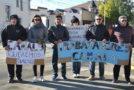 Trabajadores de Canal 9 a la espera de novedades sobre apertura de paritaria