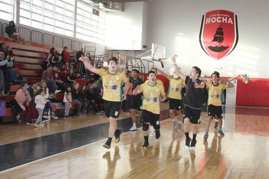 Final del Torneo de Handball de la Región Sur