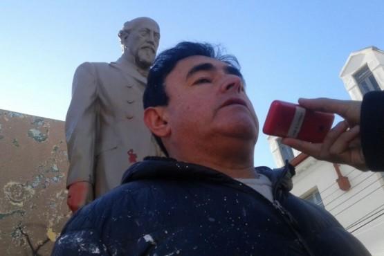 Enrique Mansilla sigue embelleciendo la ciudad