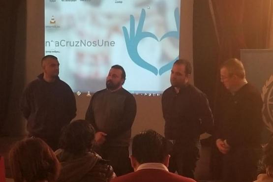 Realizaron charla Software libre y desarrollo local en el Complejo