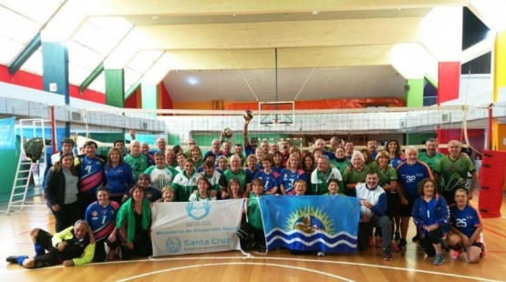 El deporte presente en el aniversario de Santa Cruz